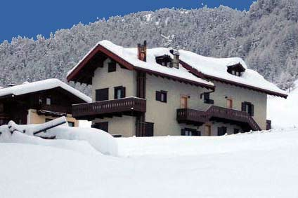 school ski group accommodation