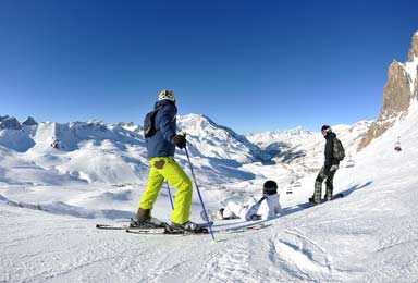 school ski holidays worldwide