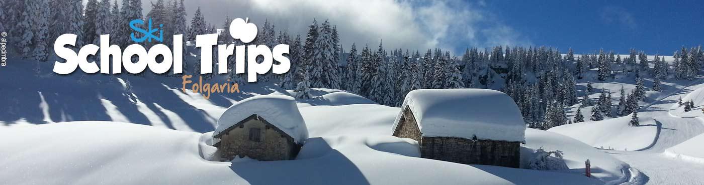 Folgaria school ski trips