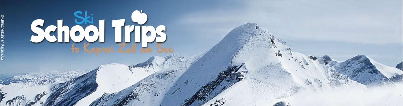 Kaprun Zell Am See school ski trips