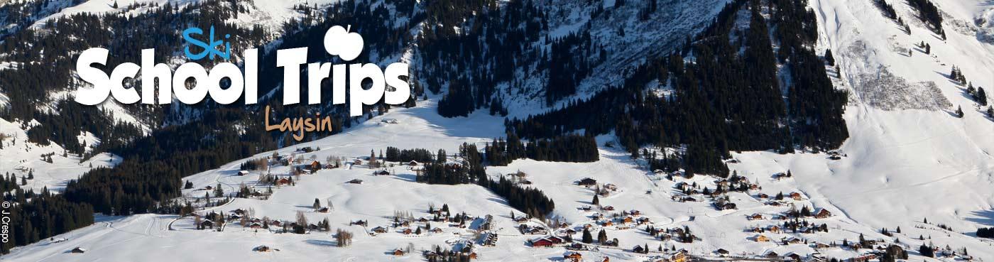 Leysin school ski trips