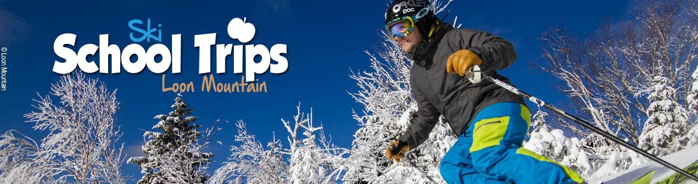 Loon school ski trips