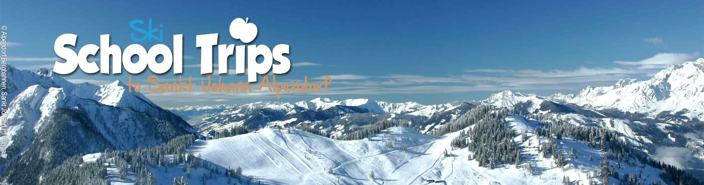 Sankt Johann-Alpendorf school ski trips