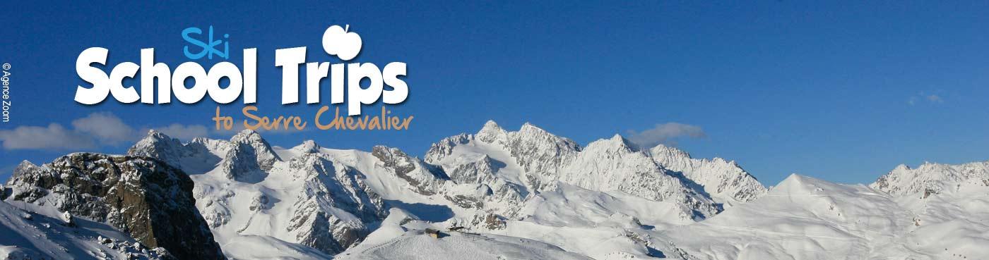 Serre Chevalier school ski trips
