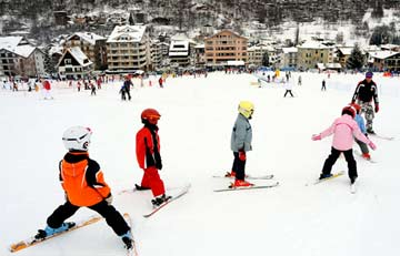Italy School Ski Trip Resorts
